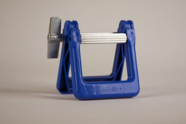 Light duty tube squeezer for home or office use