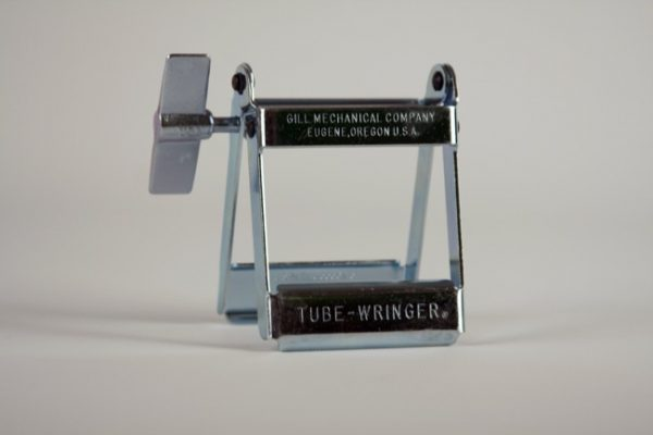 Commercial Tube Squeezer by Tube Wringer