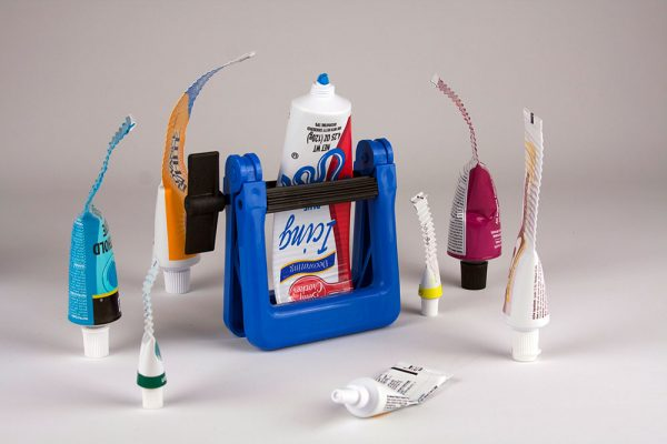 The Tube-Wringer will help you save tons of useful paint, ointment, toothpaste, adhesive, and more.