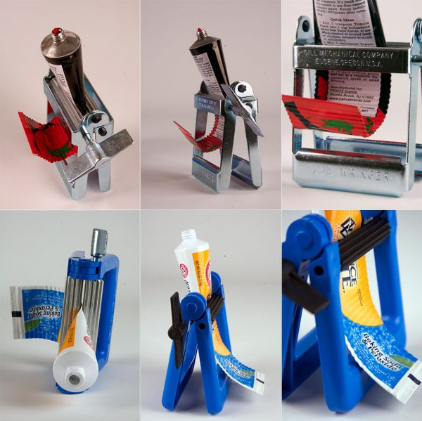 Multi-purpose tube squeezers from Tube Wrangler